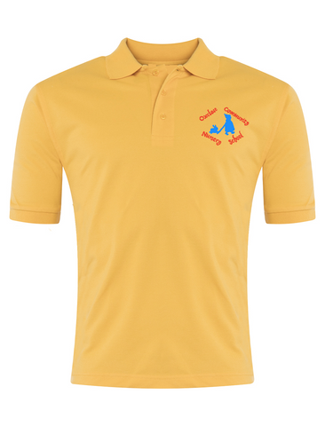 Oxclose Community Nursery School Yellow Polo