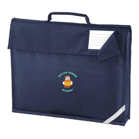 Oxclose Primary Academy Navy Book Bag
