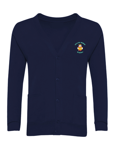 Oxclose Primary Academy Navy Cardigan