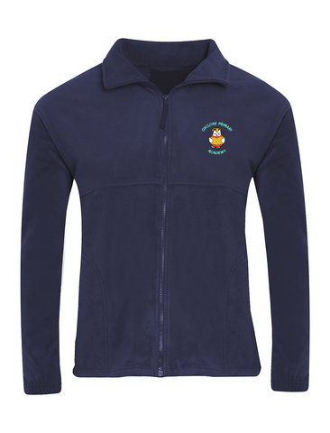 Oxclose Primary Academy Navy Fleece Jacket