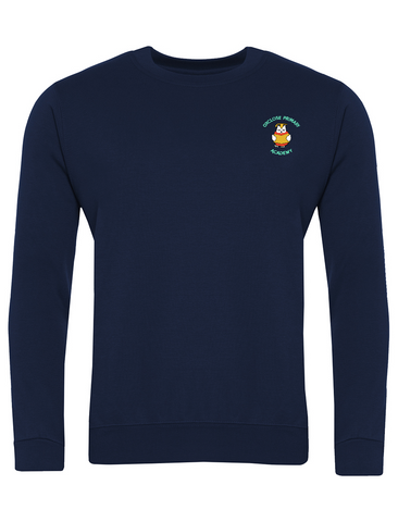 Oxclose Primary Academy Navy Sweatshirt
