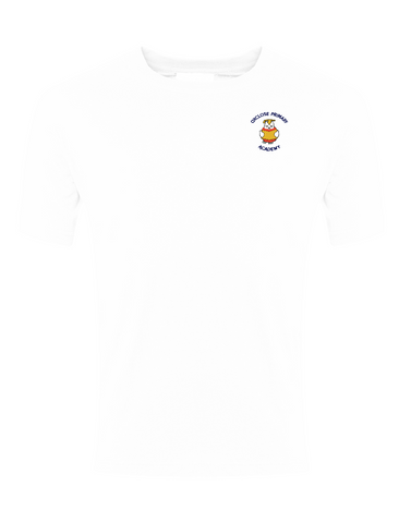 Oxclose Primary Academy White P.E. T-Shirt