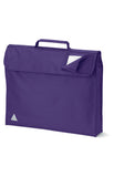 Purple Quadra Book Bag