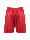 Red Zeco P.E. Shorts