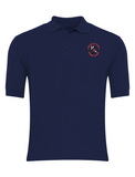 Rickleton Primary School Navy Polo