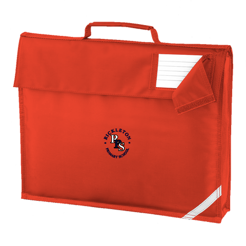 Rickleton Primary School Red Book Bag
