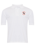 Rickleton Primary School White Polo