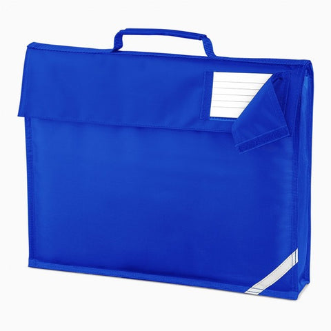 St James R.C.V.A. Primary School Royal Blue Book Bag