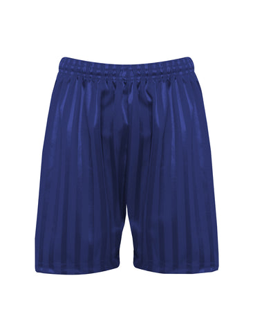 Our Lady Queen Of Peace Catholic School - Penshaw Royal Blue P.E. Shorts