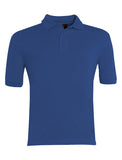Royal Blue Selena Polo