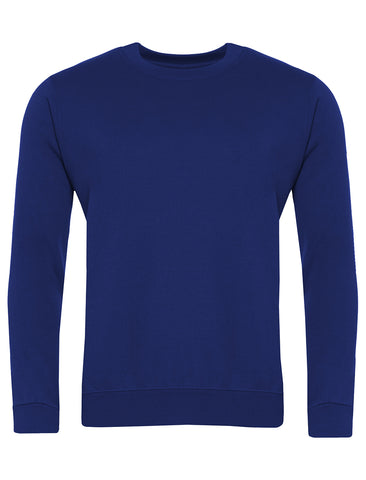 St James R.C.V.A. Primary School Royal Blue Sweatshirt