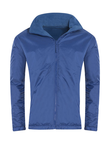 St James R.C.V.A. Primary School Royal Blue Showerproof Jacket