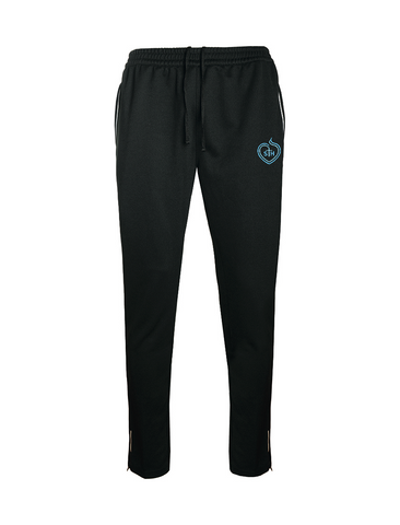 Sacred Heart Catholic High School Black Slim Training Pants