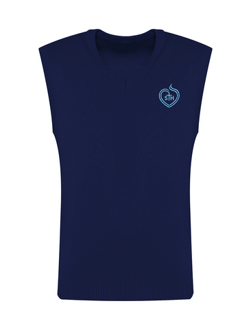 Sacred Heart Catholic High School Navy Tank Top