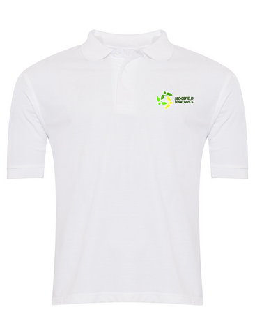 Sedgefield Hardwick Primary School White Polo