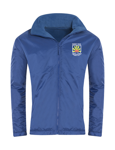 Shiney Row Primary School Royal Blue Showerproof Jacket