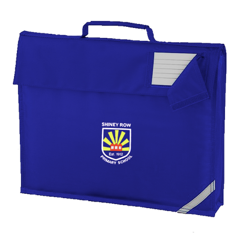 Shiney Row Primary School Royal Blue Book Bag