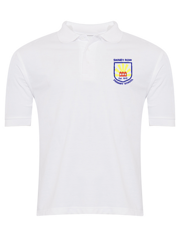 Shiney Row Primary School White Polo