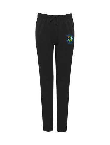 Shotton Hall Primary School Black P.E. Jogger Bottoms