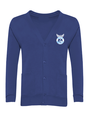 South Hylton Primary Academy Royal Blue Cardigan