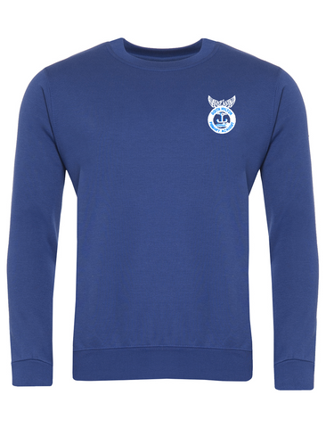 South Hylton Primary Academy Royal Blue Sweatshirt