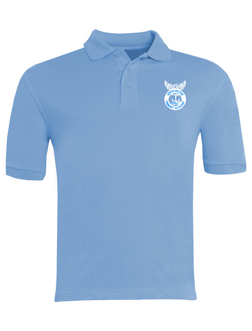 South Hylton Primary Academy Sky Blue Polo