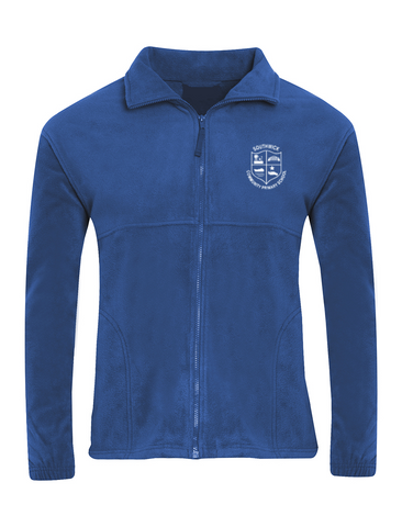 Southwick Community Primary School Royal Blue Fleece Jacket