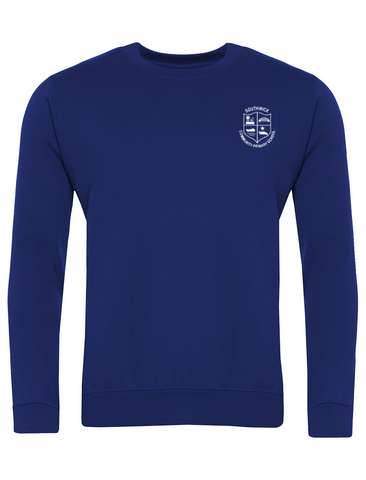 Southwick Community Primary School Royal Blue Sweatshirt