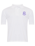 Southwick Community Primary School White Polo