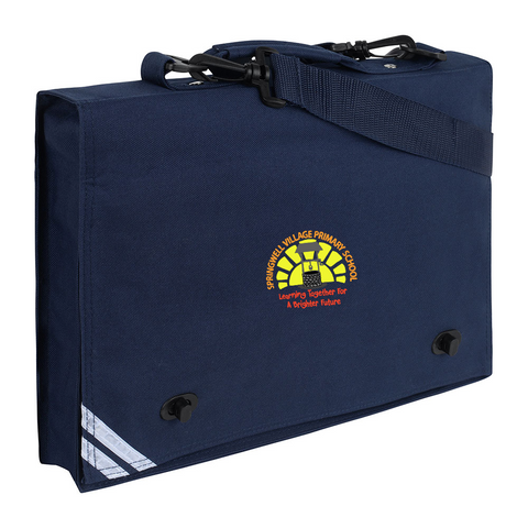 Springwell Village Primary School Navy Document Case