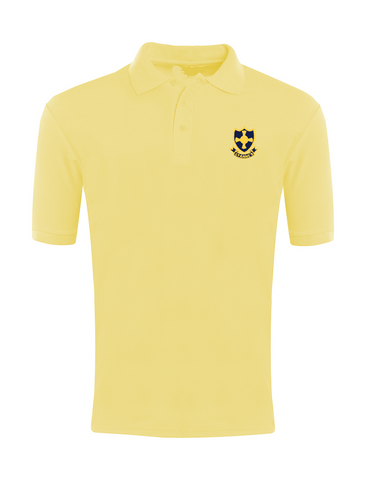 St Anne's R.C. Primary School Gold Polo