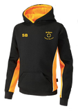 St Bede's Catholic Comprehensive School P.E. Hoodie With Initials