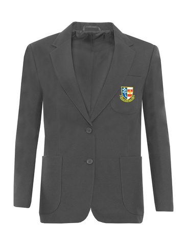 St Joseph's Catholic Academy - Hebburn Girls Grey Blazer
