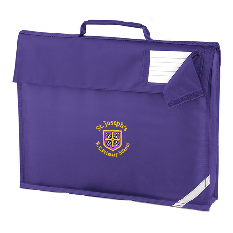 St Joseph's R.C. Primary School - Sunderland Purple Book Bag