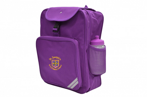 St Joseph's R.C. Primary School - Sunderland Purple Junior Backpack