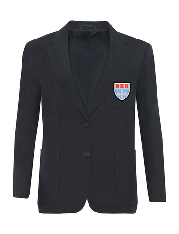St Mary's Catholic School Girls Navy Blazer