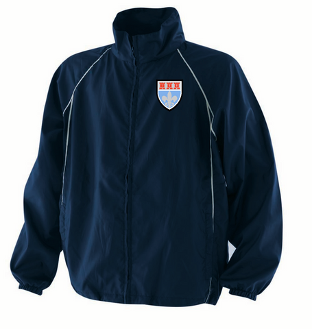 St Marys Catholic School - Newcastle Navy Showerproof Jacket