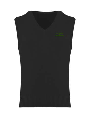 St Robert Of Newminster Catholic School Black Tank Top (Year 10 & 11)