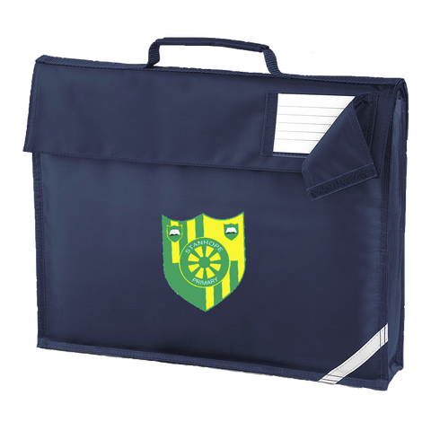 Stanhope Primary School Navy Book Bag