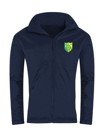 Stanhope Primary School Navy Showerproof Jacket