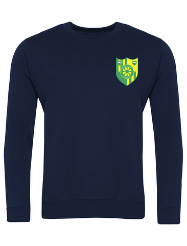 Stanhope Primary School Navy Sweatshirt