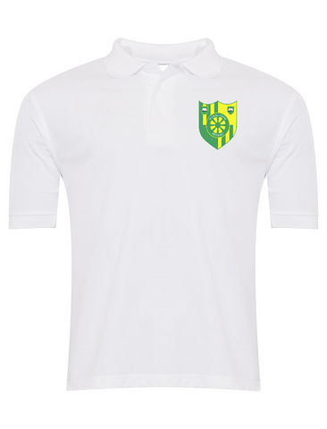 Stanhope Primary School White Polo