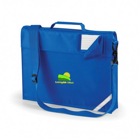 Sunningdale School - Sunderland Royal Blue With Shoulder Strap