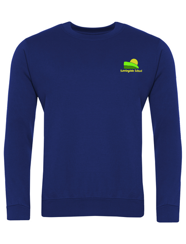 Sunningdale School - Sunderland Royal Blue Sweatshirt