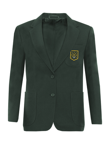 The Independent Grammar School : Durham Girls Green Blazer