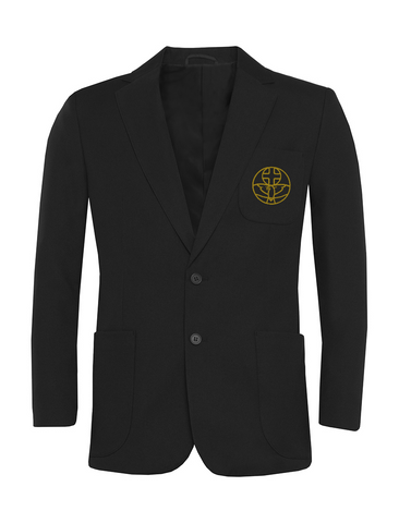 The Venerable Bede Academy Boys Black Blazer