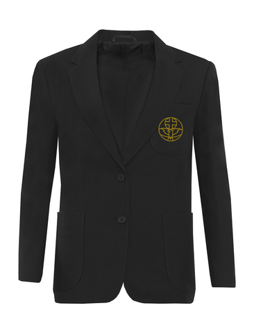 The Venerable Bede Academy Girls Black Blazer
