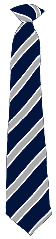 Wellfield School in Wingate, County Durham Clip On Tie