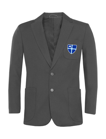Wellfield School in Wingate, County Durham Boys Grey Blazer