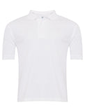 Usworth Colliery Nursery School Plain White Polo